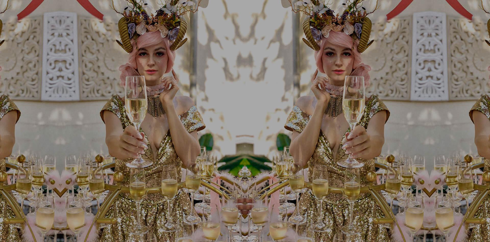 Fille de Champagne